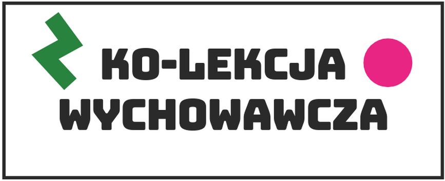 logo projektu kolekcja wychowawcza